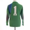 1992-93 Manchester United Goalkeeper Shirt #1 S