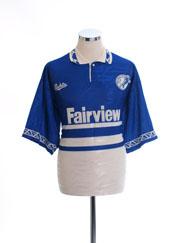 1992-93 Millwall Home Shirt L