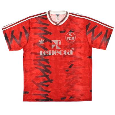 1992-93 Nurnberg Home Shirt XXL
