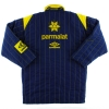 1992-93 Parma Umbro Thick Jacket XL