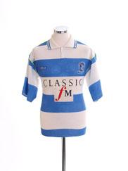 1992-93 QPR Home Shirt S