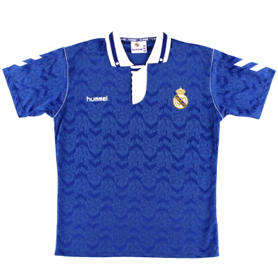 1992-93 Real Madrid Away Shirt XL