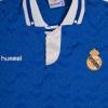 1992-93 Real Madrid Away Shirt XL