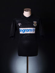 1992-93 St Mirren Away Shirt M
