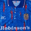 1992-93 Stockport County Home Shirt L