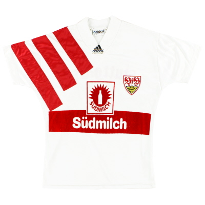 1992-93 Stuttgart Home Shirt S