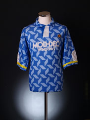 1992-93 Torquay Away Shirt L