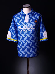 1992-93 Torquay Away Shirt *Unworn* XL
