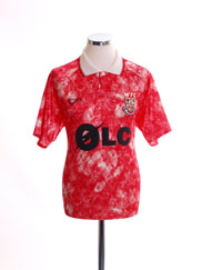 1992-93 Woking Home Shirt M