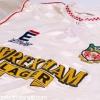 1992-93 Wrexham Match Issue Away Shirt #6 L/S L