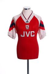 1992-94 Arsenal Home Shirt S