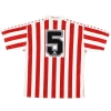 1992-94 Atletico Bilbao Match Issue Home Shirt #5 L