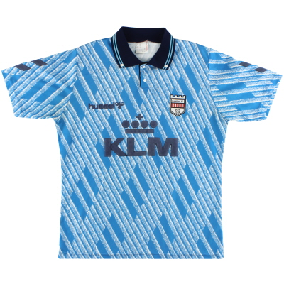 1992-94 Brentford Hummel Away Shirt M