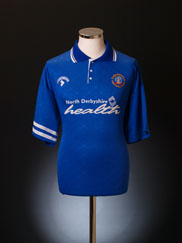 1992-94 Chesterfield Home Shirt L