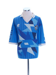 1992-94 Estonia Home Shirt XXL