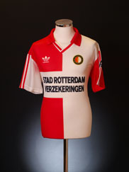 1992-94 Feyenoord Home Shirt XL