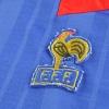 1992-94 France adidas Home Shirt Cantona #18 *Mint* S