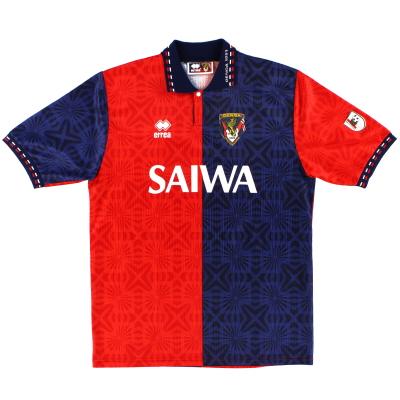 1992-94 Genoa Home Shirt XL