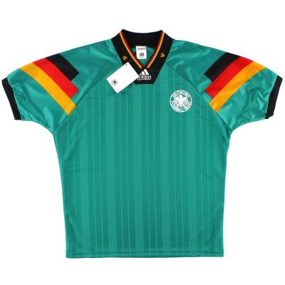 1992-94 Germany adidas Away Shirt *w/tags* M