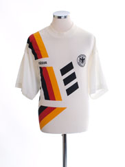 1992-94 Germany adidas Training Shirt L