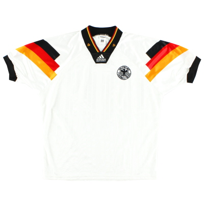 1992-94 Germany Home Shirt L