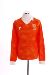 1992-94 Holland Home Shirt L/S XL