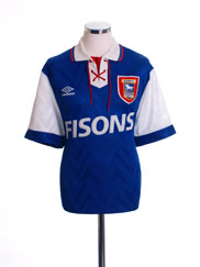 1992-94 Ipswich Home Shirt *BNIB* XL