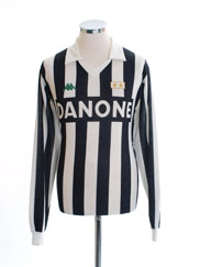 1992-94 Juventus Home Shirt L/S L