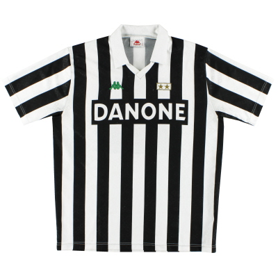 1992-94 Juventus Home Shirt XL