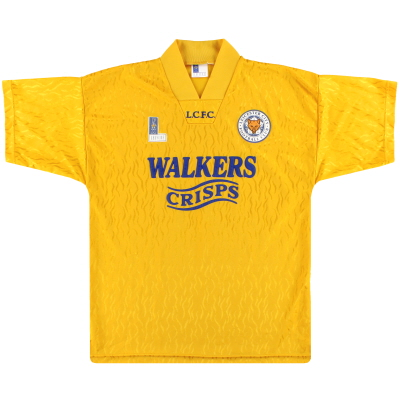1992-94 Leicester Third Shirt M