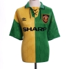 1992-94 Manchester United Newton Heath Third Shirt Sharpe #5 XXL