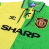 1992-94 Manchester United Umbro Newton Heath Third Shirt M