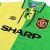1992-94 Manchester United Umbro Newton Heath Third Shirt M