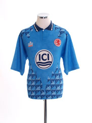 1992-94 Middlesbrough Third Shirt XL