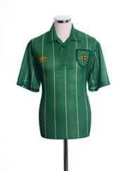 1992-94 Northern Ireland Home Shirt M