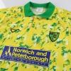 1992-94 Norwich City Home Shirt M
