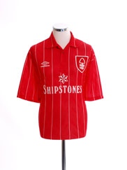 1992-94 Nottingham Forest Home Shirt *Mint* S