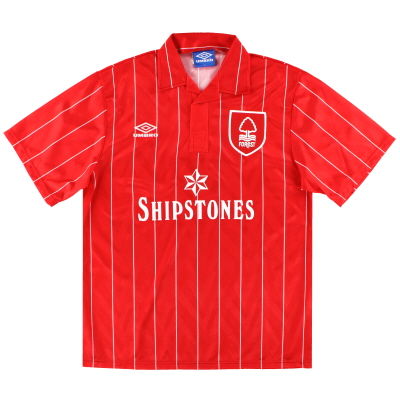 1992-94 Nottingham Forest Umbro Home Shirt *Mint* L