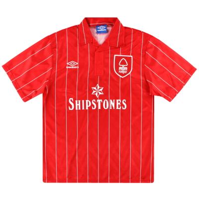 1992-94 Nottingham Forest Umbro Home Shirt M