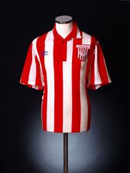 1992-94 Olympiakos Home Shirt L