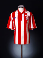 1992-94 Olympiakos Home Shirt *Mint* L