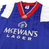 1992-94 Rangers adidas Player Issue Home Shirt L/S L/XL