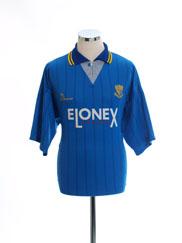 1992-94 Southend United Home Shirt L