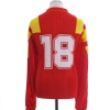 1993 Spain Match Issue Home Shirt #18 L/S (v Ireland) L