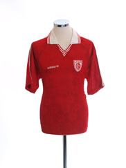 1992-94 Tunisia Away Shirt M