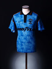 1992-94 Wolves Away Shirt L