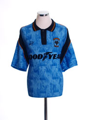 1992-94 Wolves Away Shirt XL
