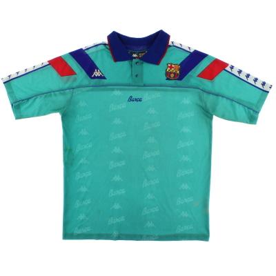 1992-95 Barcelona Away Shirt M