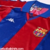 1992-95 Barcelona Home Shirt Womens 14