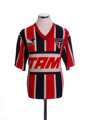1992 Sao Paulo Home Shirt L